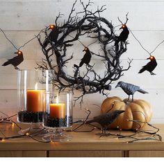 Arranjo original para festa de Halloween