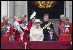 Niet prinses Charlotte, wel prins George steelt de show in L... - Het Nieuwsblad: http://www.nieuwsblad.be/cnt/dmf20150614_01730017