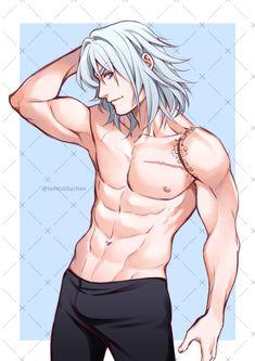 Hot Anime Guys, Deviantart