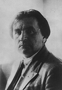 Kazimierz Malewicz, a Polish-Russian painter and art theoretician. He was a pioneer of geometric abstract art and the originator of the Suprematist movement. Franz Marc, Invention Of Photography, George Grosz, Chaim Soutine, Kazimir Malevich, Russian Avant Garde, Artist Quotes, Art History, Abstract Art