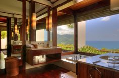 Diseño de Interiores & Arquitectura: Excepcional Sea View Villa en Phuke