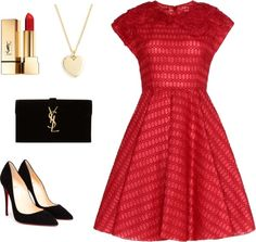 """""""christmas date"""" by avim222 on Polyvore"""