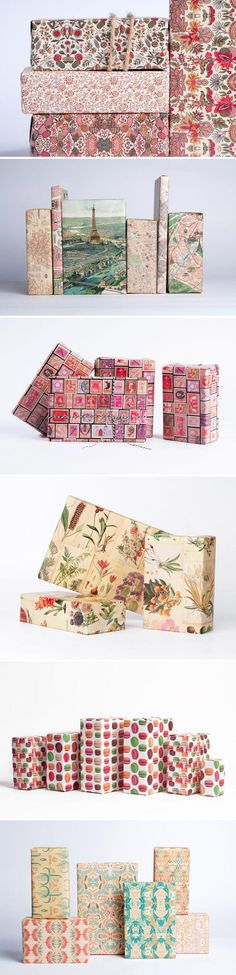Even if you haven't settled on a gift yet, you can get your Mother's Day momentum going by ordering some beautiful wrapping paper in advance. #etsy