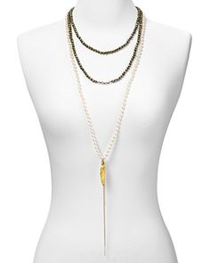 Like this Chan Luu Pearl Necklace Combination