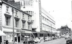 Roberts Brothers - SHEFFIELD PLACES - NOW GONE - Sheffield History - Sheffield Memories