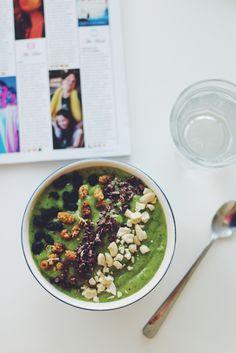 Ihan paras smoothie(bowl) // shake it off
