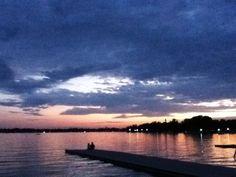 Lake Maxinkuckee Sunset