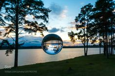 https://maniaphotography.wordpress.com/2015/04/20/on-air-sunset-glass-ball-project-by-andrius/ #Nikon #Glassball #Crystalball