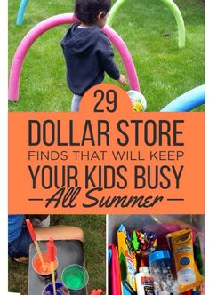 29 Ways To Keep Kids Entertained During The Summer #Kids