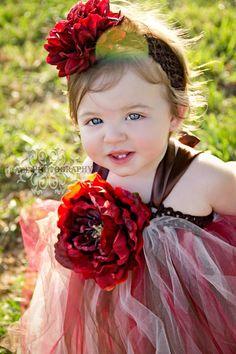rose tutu dress