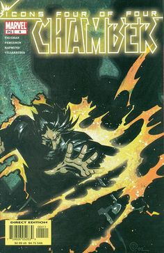 Chamber # 4 by Chris Bachalo