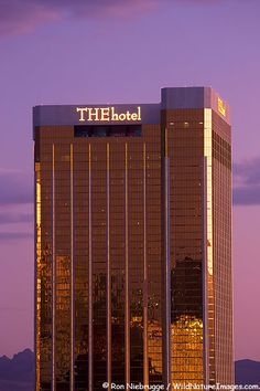 Great Pic of THE Hotel, Las Vegas ... This is my favorite Hotel i have stayed in... Was there for my Birthday..