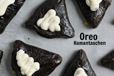 Oreo Hamantaschen via JewHungry