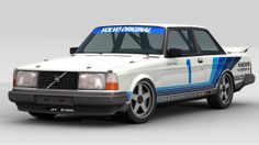 5 Cars That Deserve A Spec Racing Series - Shifting Lanes Volvo 850, Volvo Cars, Cute Cars, Car Painting, Station Wagon, Car Manufacturers, Peugeot, Cars Motorcycles, Vintage Cars