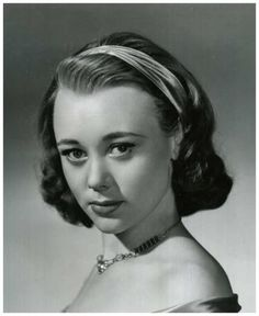 Glynis Johns (born October 5, 1923) is a South African-born Welsh stage and film actress, dancer, pianist and singer. She is best known for creating the role of Desiree Armfeldt in A Little Night Music on Broadway, for which she won a Tony Award.