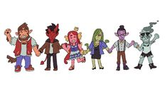 Monster Prom, Pop Culture References, Dating Sim, Mini Games, Nice To Meet, Cute Art, Character Art, Charity, Video Game