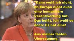"""Angela Merkel: """"Europa HAT eine humanitäre Verantwortung!"""" - Das Sommerinterview 2016 Berlin direkt vom 10.07.2016 Brexit, Flüchtlingskrise, Gauck-Nachfolge:..."""