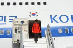 President Park Geun-hey South Korea - Made possible by www.iCraiova.com