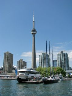 Take a boat tour when you visit Toronto! Learn more in the BabyBird Guide to Toronto http://babybirdguide.com/toronto