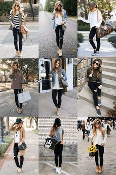 How to Wear Black Jeans: 30+ Outfit Ideas