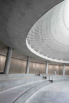 Gallery of The Memorial Hall of Israel's Fallen at Mount Herzl / Kimmel Eshkolot Architects - 21