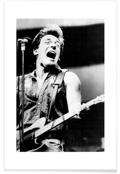Bruce Springsteen, 1985 Premium Poster Jetzt bestellen unter: https://moebel.ladendirekt.de/dekoration/bilder-und-rahmen/poster/?uid=b338784b-8318-5500-b0c9-f9e3090439c1&utm_source=pinterest&utm_medium=pin&utm_campaign=boards #bilder #rahmen #poster #celebrities|people #dekoration Bild Quelle: www.juniqe.de