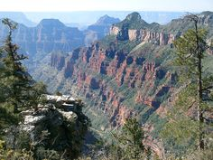 North Rim, Grand Canyon II