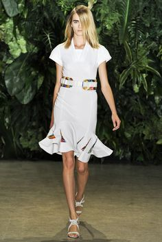 Altuzarra Spring 2012 Ready-to-Wear - Collection - Gallery - Style.com