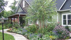 Designing a Foundation Planting Scheme | Grow Beautifully