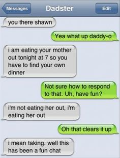 17 of the Funniest Text Messages You Will Ever Read