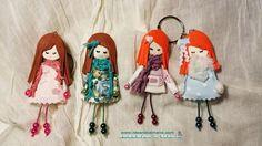 Cómo hacer broches con muñecas DIY. Una forma divertida de dar personalidad a tu…