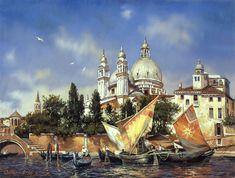 "De Michael Satarov "" Venice "" ©"