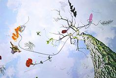 Another Sky Unlearned - Benny Dröscher