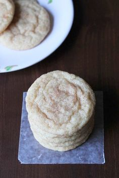 Eggless snickerdoodle cookies recipe | Snikerdoodles recipe