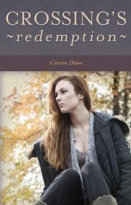 Review of Crossing's Redemption by Carrie Daws #bookreview #Christianbook #Ambassador