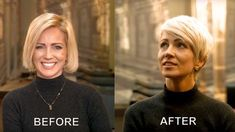 How to Create a Modern Short Cut 2016 (Inspired by Clair Underwood Pixie Cut) - YouTube