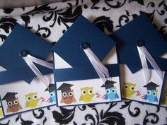 Cute grade school Kindergarten Pre-k Elementary Graduation Invitations | suncitypartycreations - Cards on ArtFire