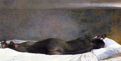 How secret were Andrew Wyeth's Helga Pictures? - The Washington Post