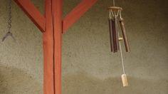Pas-à-pas : fabriquer un carillon à vent en bambou