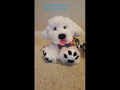 Crochet Bichon Frise Amigurumi Dog DIY Tutorial by HelenMay Crochet