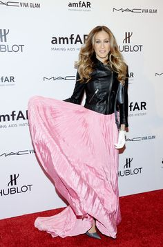 Sarah Jessica Parker - I just adore this lady!