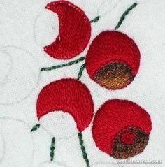 Some Notes on Satin Stitch – Needle'nThread.com