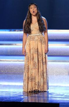 "Tina Sings in Glee Season 5, Episode 2: ""Tina in the Sky With Diamonds"""