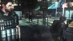 Resident Evil 6 Chapter 3 Serpent Emblems: Chris' Campaign – First Serpent Emblem Location