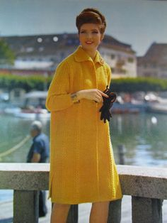 1960's Knitting Patterns Vintage PDF Pattern by vintageknitcrochet, $3.00