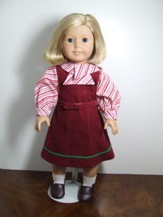 Kit's Rick Rack Dress by agseamstress on Etsy