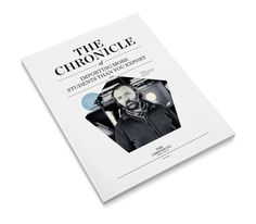 The Chronicle of Higher Education rebrand from 160over90 – creative direction from Stephen Penning and Jim Walls; writing by Anna Hartley; design by Gregory Hubacek