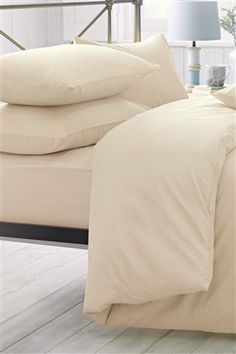 Buy Cool Cotton Bed Set (cream) from the Next UK online shop http://www.next.co.uk/g38716s1#139599g38
