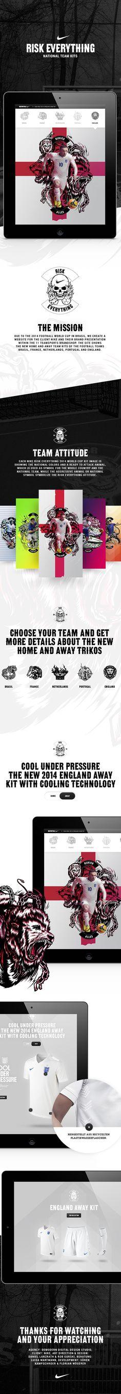 new product 4b54f 906e0 NIKE - National Team Kits