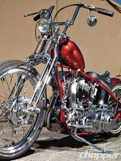 1955 Harley Davidson Panhead